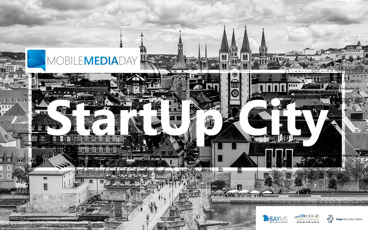 StartUp-City: Die Ausstellungsmöglichkeit für lokale StartUp's.