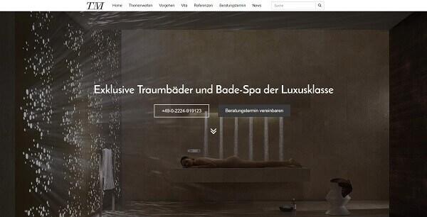 Design Bad by Torsten Müller