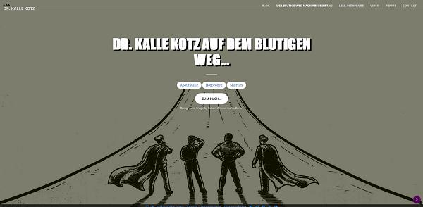 Dr. Kalle Kotz Logo