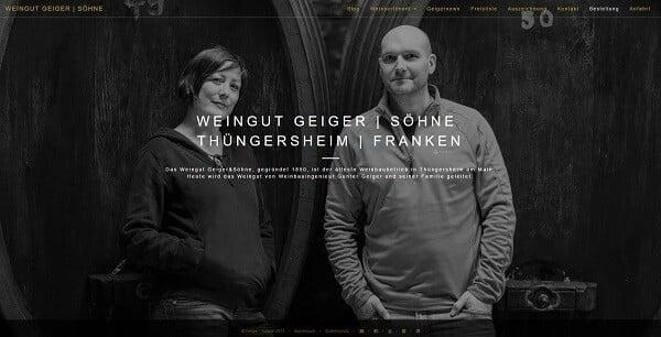 Geiger und Söhne