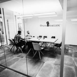 Unser Büro im Novum Businesscenter
