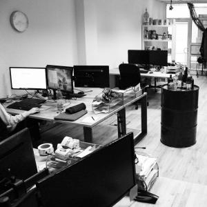 Unser Büro in der Sanderau