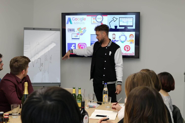 Würzburger Web Week 2019 - Workshop bei der Online Rebellion