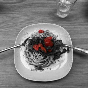 Nudeln und Pesto Mittwoch_